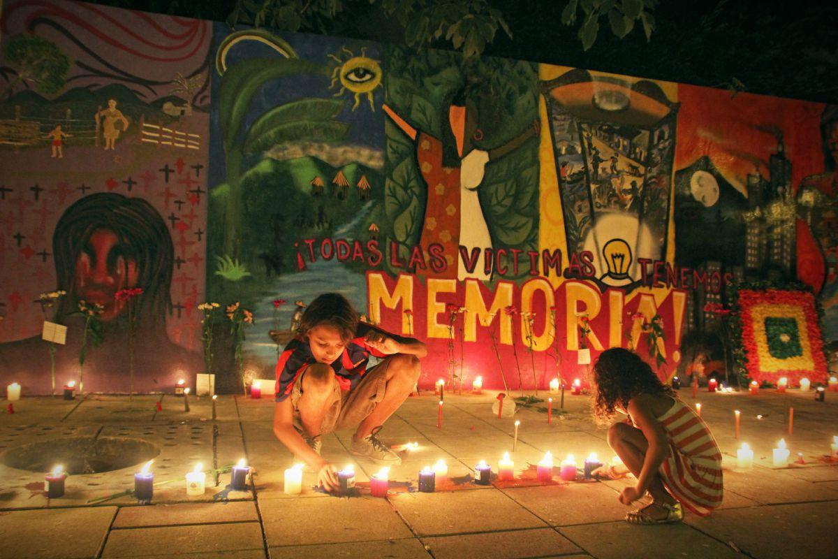 La Memoria en la Fiesta