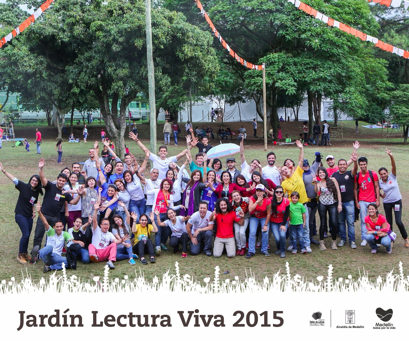 Documental Jardín Lectura Viva 2015