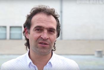 Federico Gutiérrez, Alcalde de Medellín, te invita a conocer Nuevos Mundos