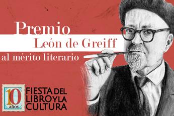 Premio León de Greiff al Mérito Literario