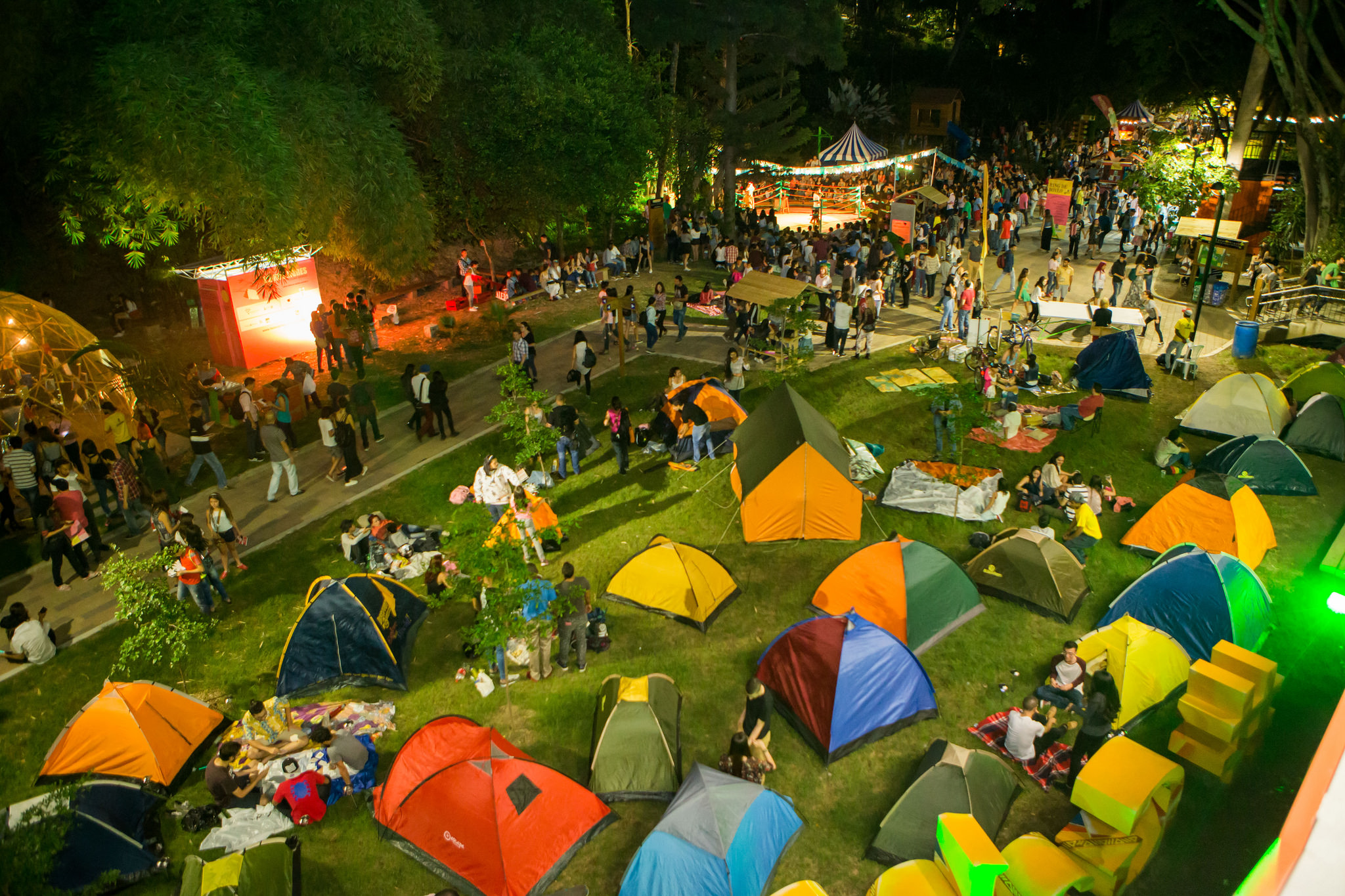 Llega la noche cultural más joven y extensa del año en Medellín