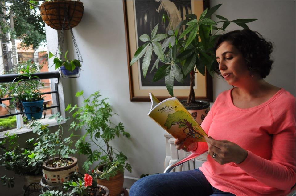 Un Hilo de Plata para conectar autores, lectores, librerías, historias y ciudad