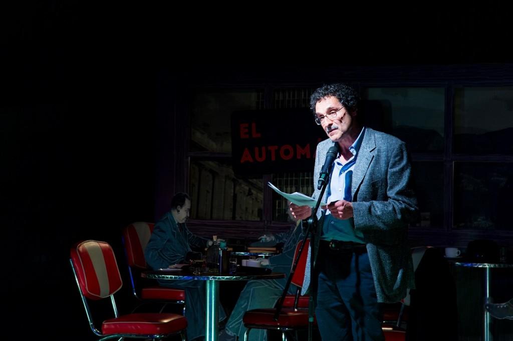 Fabio Morábito - Foto: Maria Paulina Pérez - Alcaldía de Medellín.