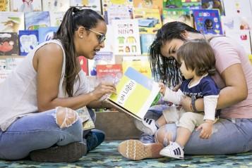El V Salón del Libro Infantil y Juvenil agrupa 4.500 títulos de diversas editoriales de Iberoamérica.