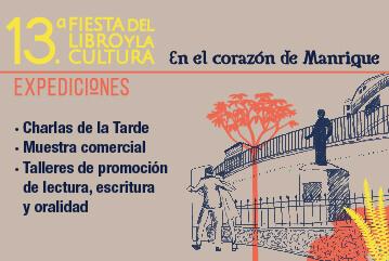 La Fiesta del Libro y la Cultura en el corazón de Manrique