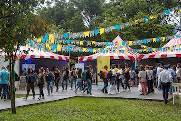 13.ª Feria Popular Días del Libro:  más horas para compartir