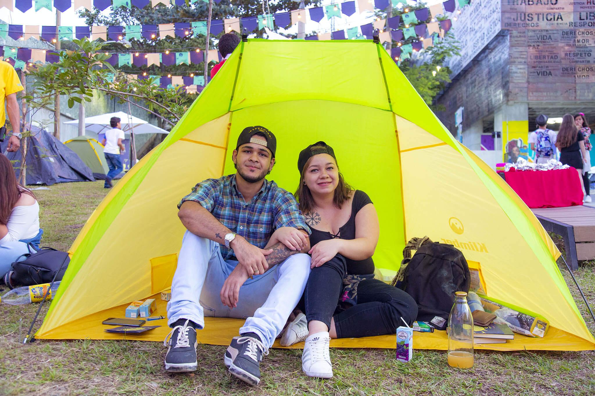 Camping-Literario