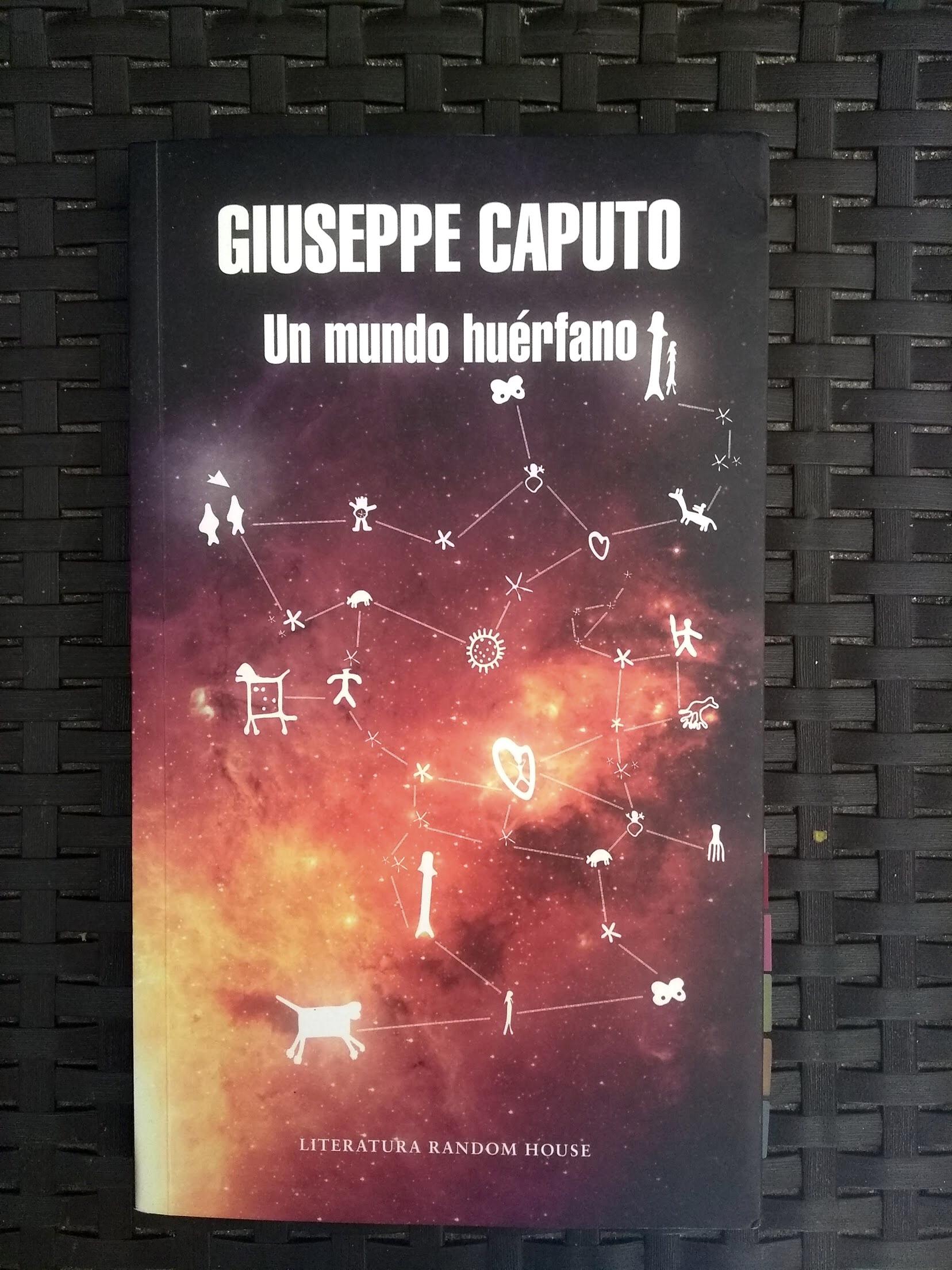 Carta a Giuseppe Caputo: Un mundo huérfano