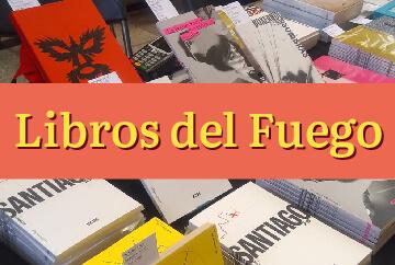 Libros del Fuego, una editorial sin fronteras