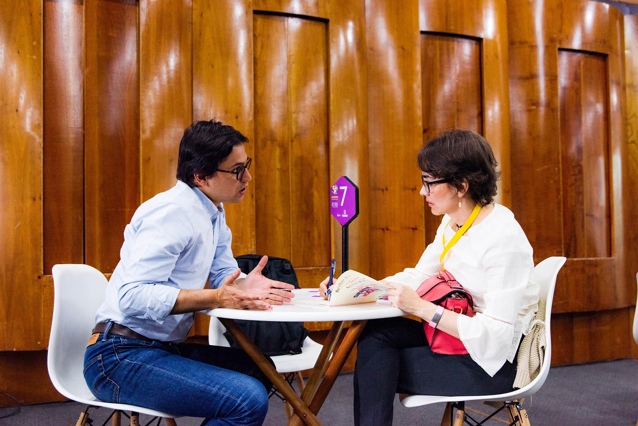 Encuentro de Profesionales, un espacio para los sueños editoriales