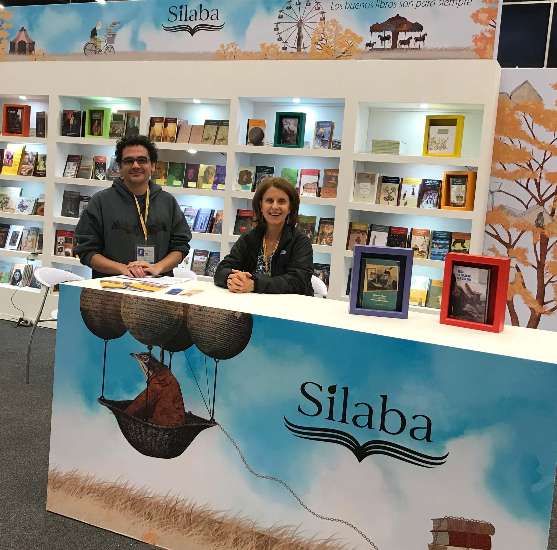 Sílaba: 10 años dando vida a nuevos libros