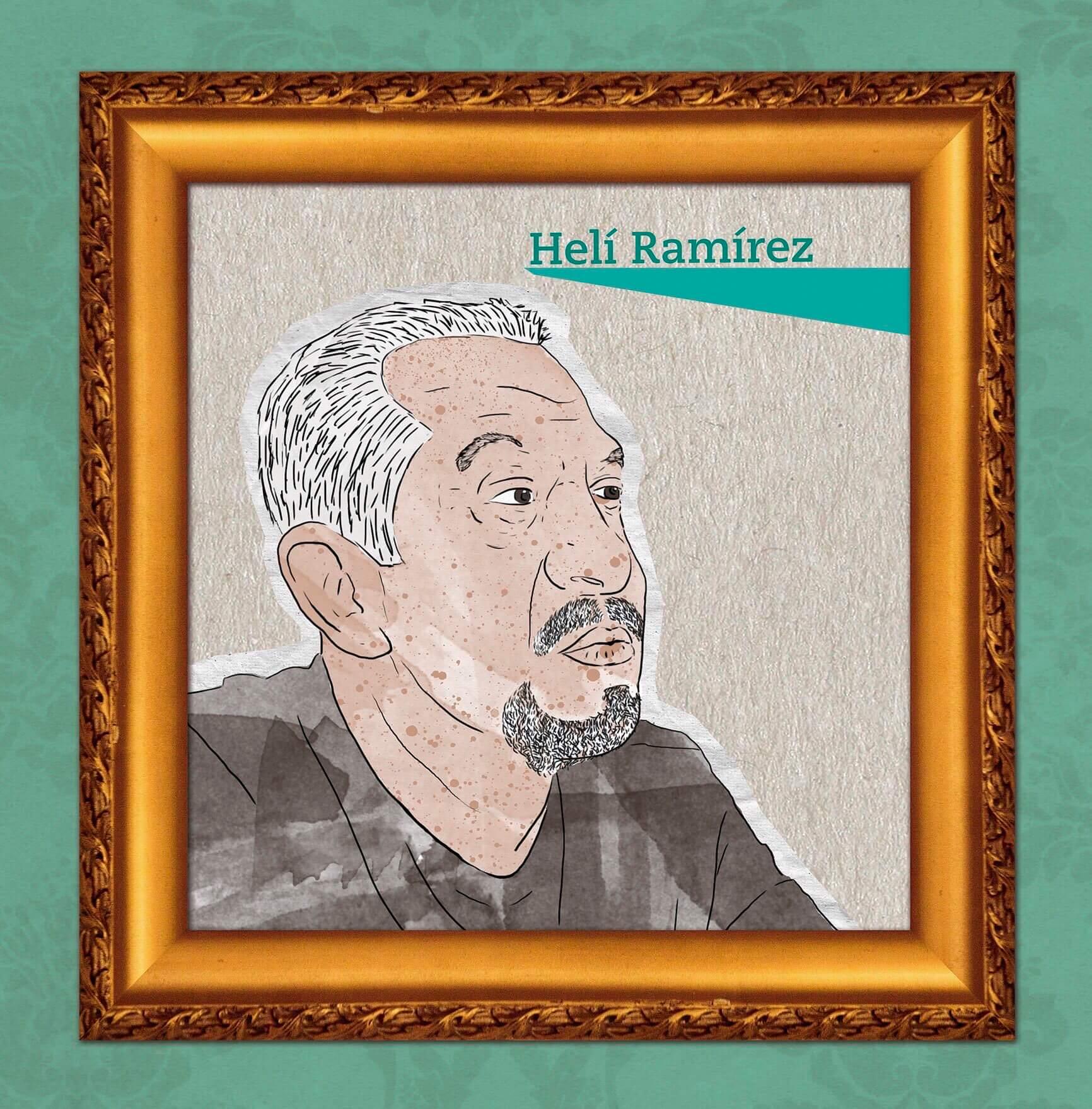 Helí Ramírez: su vida fue su mejor poema