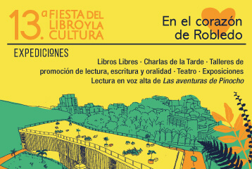La Fiesta del Libro y la Cultura en el corazón de Robledo