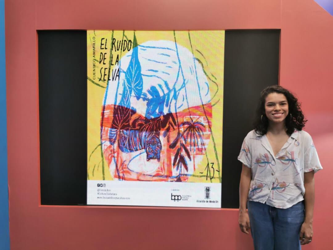 """""""Como mujer quise ver la ciudad desde mi lugar"""": Elizabeth Builes"""